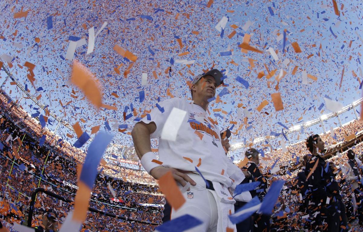 Manning powers Broncos