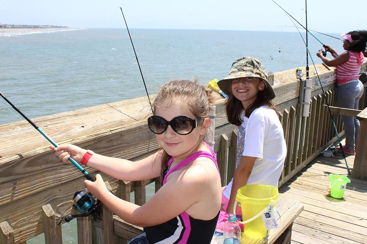 Folly Beach Anglers' 'Take a Kid Fishing Day' is Saturday | Sports