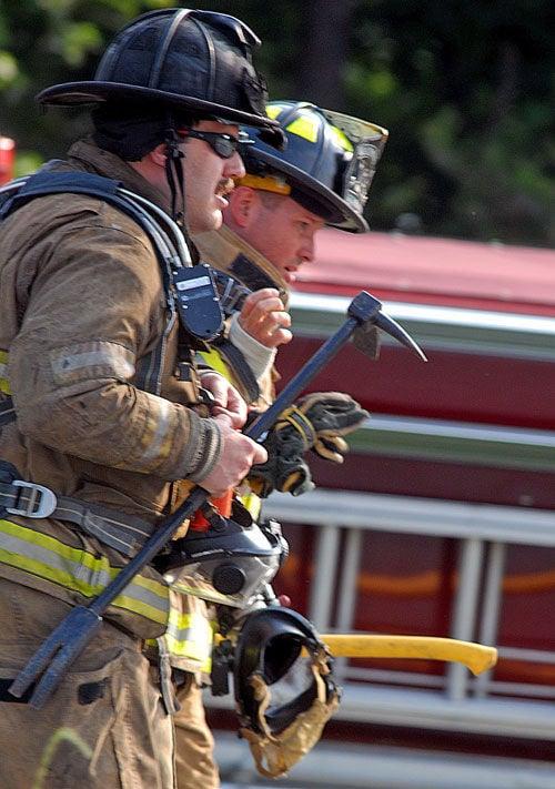 North Carolina chemical plant blaze forces evacuations