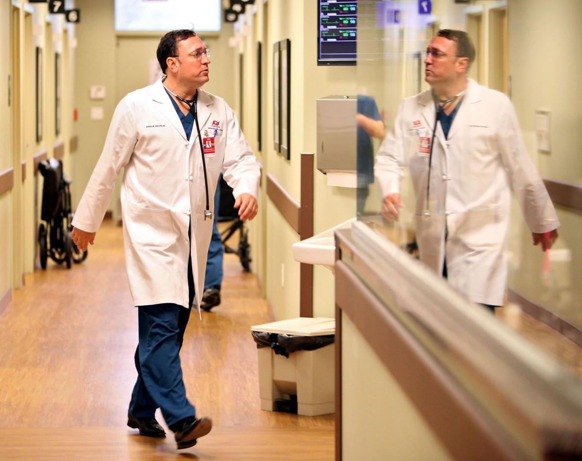 Dr. Barron Nason demands former partner release medical records to patients