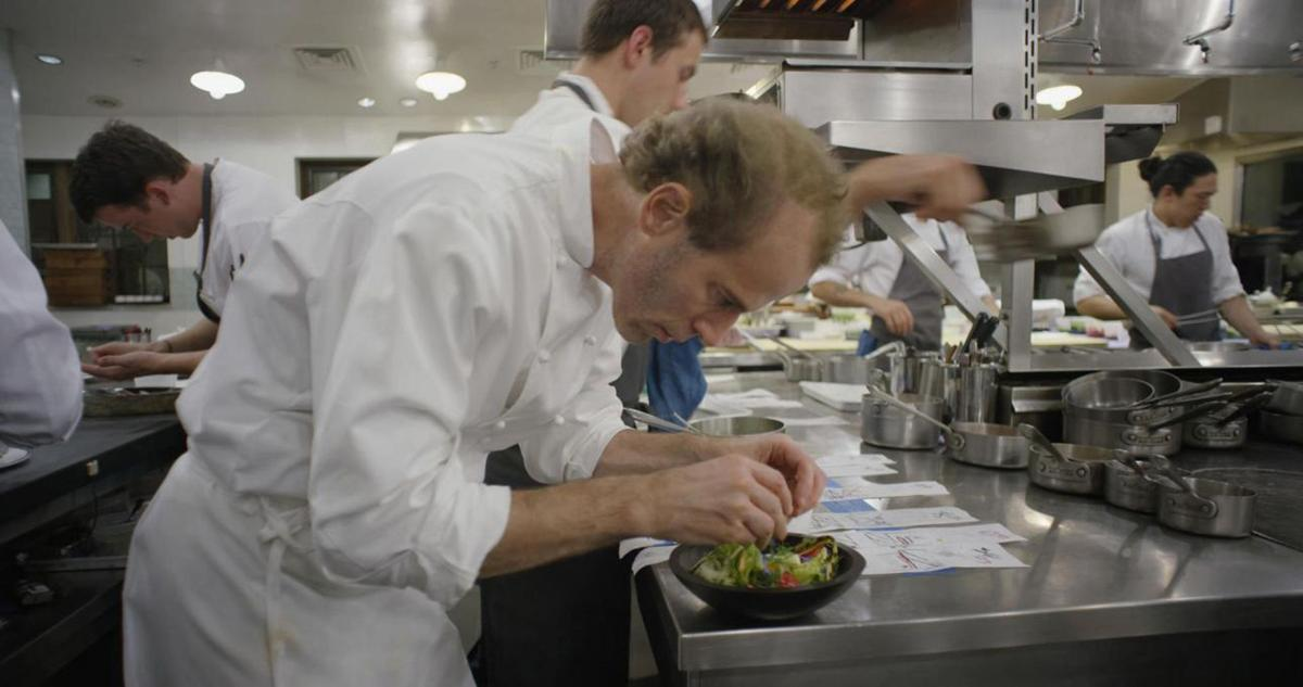 'Chef's Table': A cooking show without the gimmicks