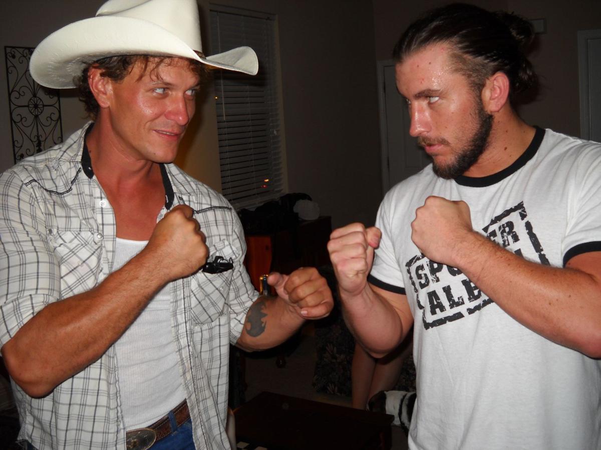 Wrestling column pics