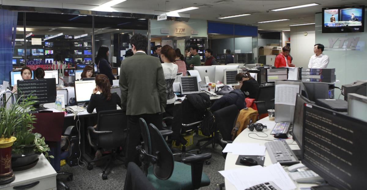 S. Korea looking at N. Korea after series of cyberattacks