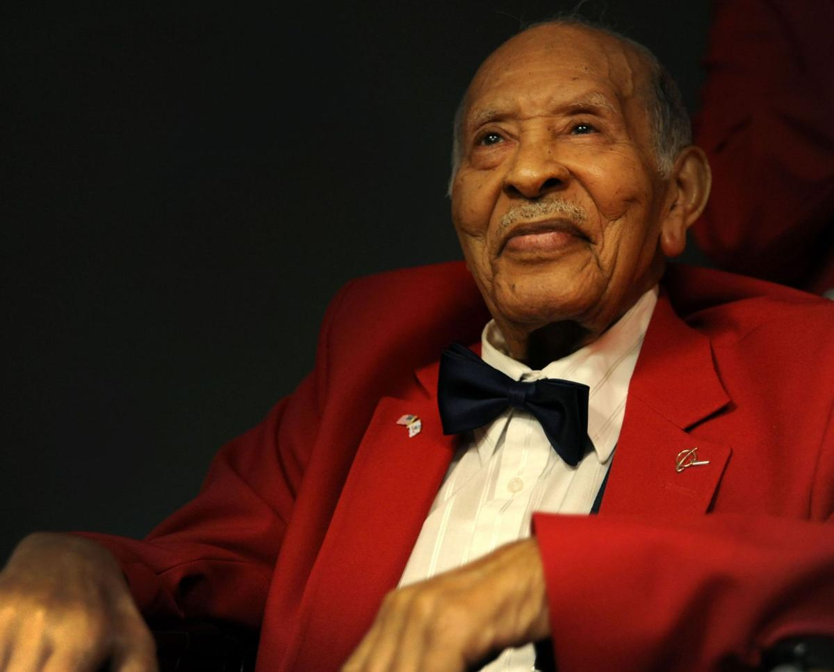 Tuskegee Airman recalls service