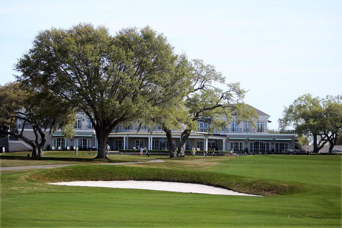 Carolinas Am golfers will find a different Country Club of Charleston