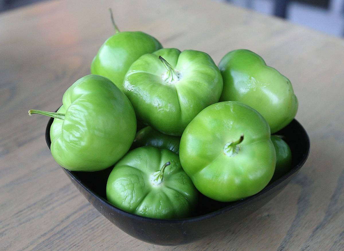 Fresh take The in-season ingredient you should be eating now Salsa verde with tomatillos offers a wishful taste of summer