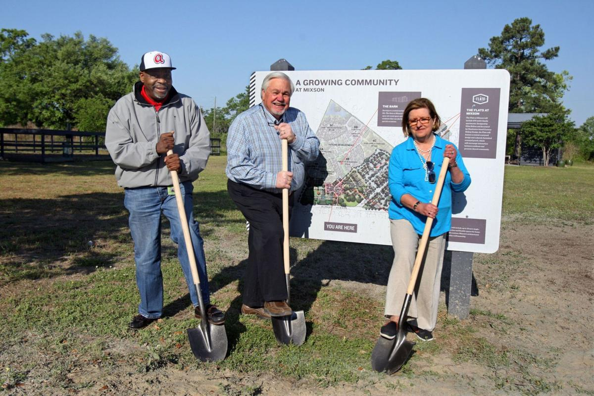 Real Estate News - Backers of new North Charleston neighborhood break ground; local Century 21 team wins brokerage sales award