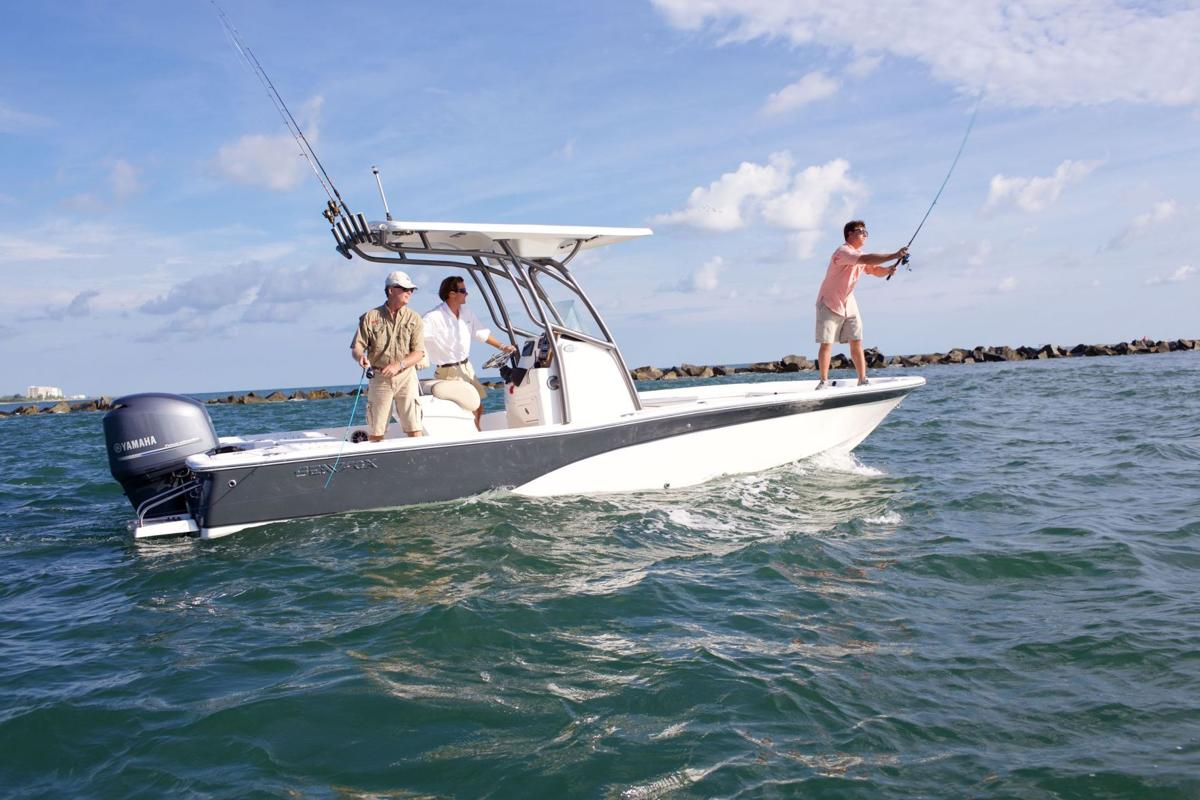 Local boat manufacturers find success creating vessels for Fishing boat brands