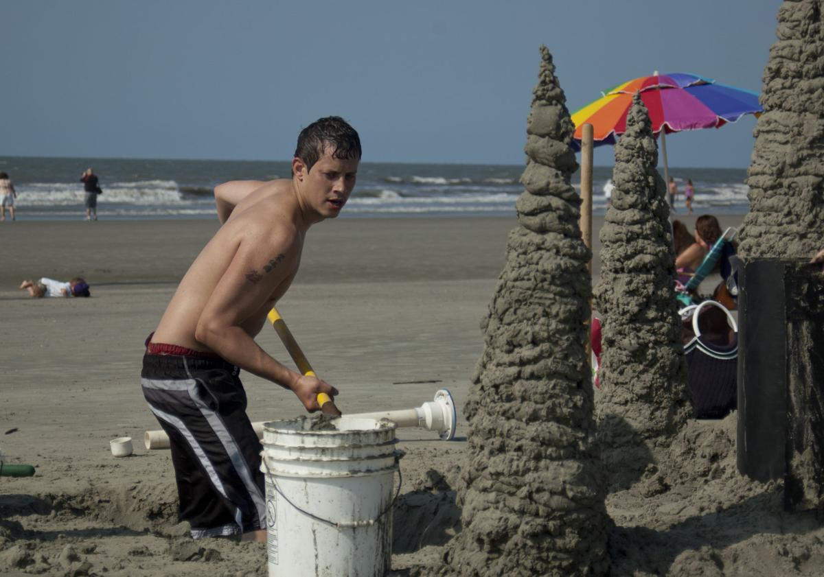 Dig this: Isle of Palms hosts annual Piccolo Festival sand sculpture competition
