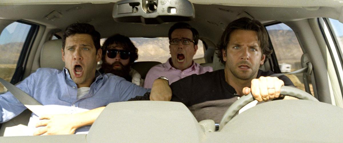 Newest 'Hangover' is easy to sleep off