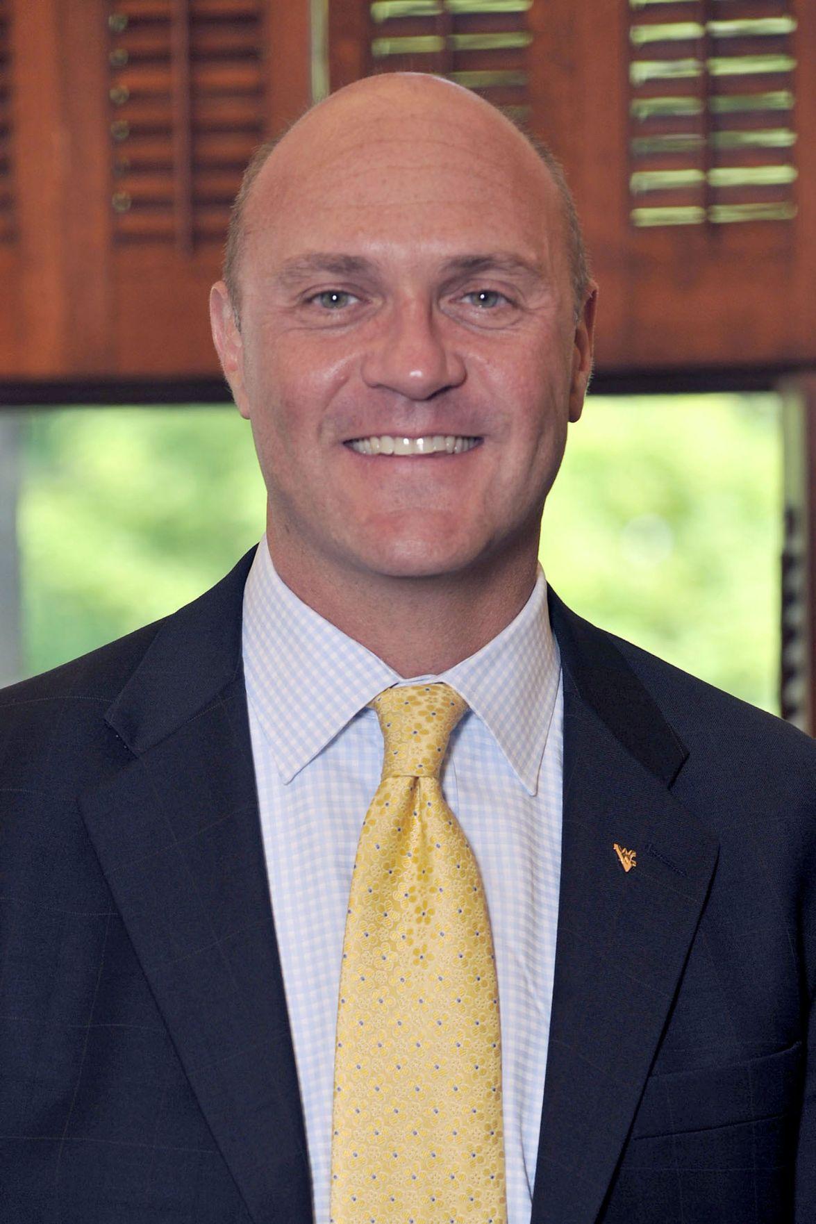 Clemson president James Clements