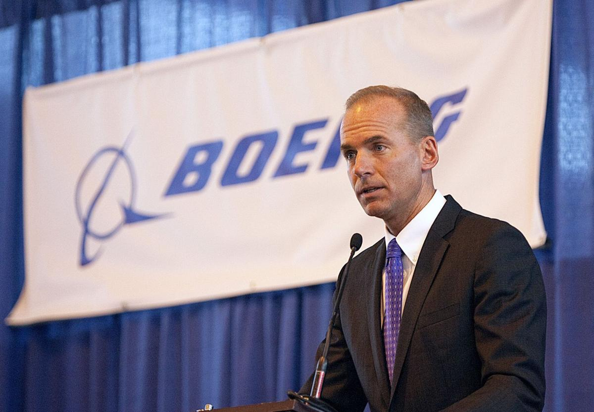 boeing u0027s new chief from summer intern to corner office business