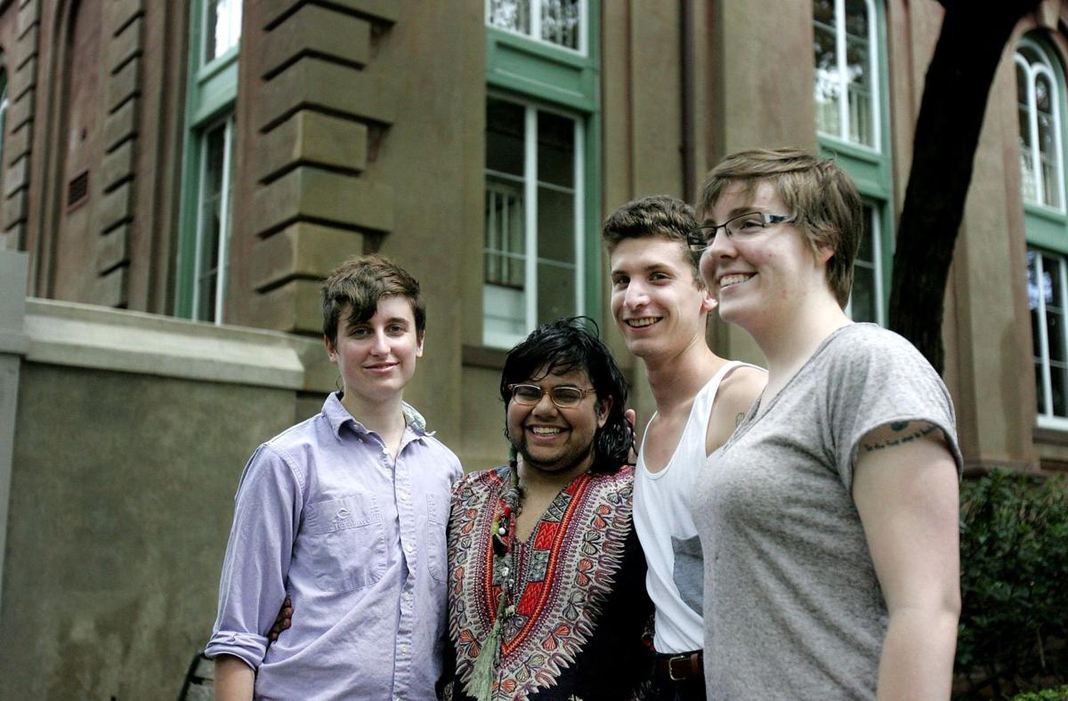 Sexual identity LGBT students at College of Charleston share stories, concerns