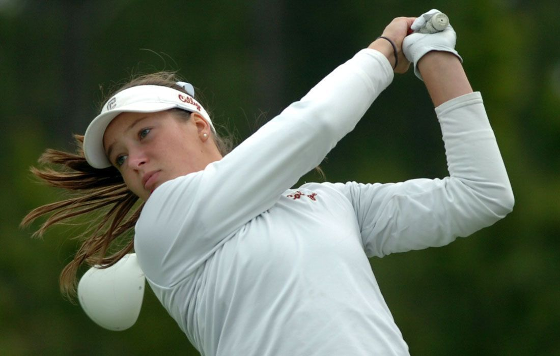Freshman golfer leads Cougars into NCAA women's regionals