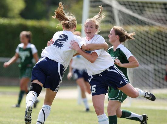 Girls soccer championships