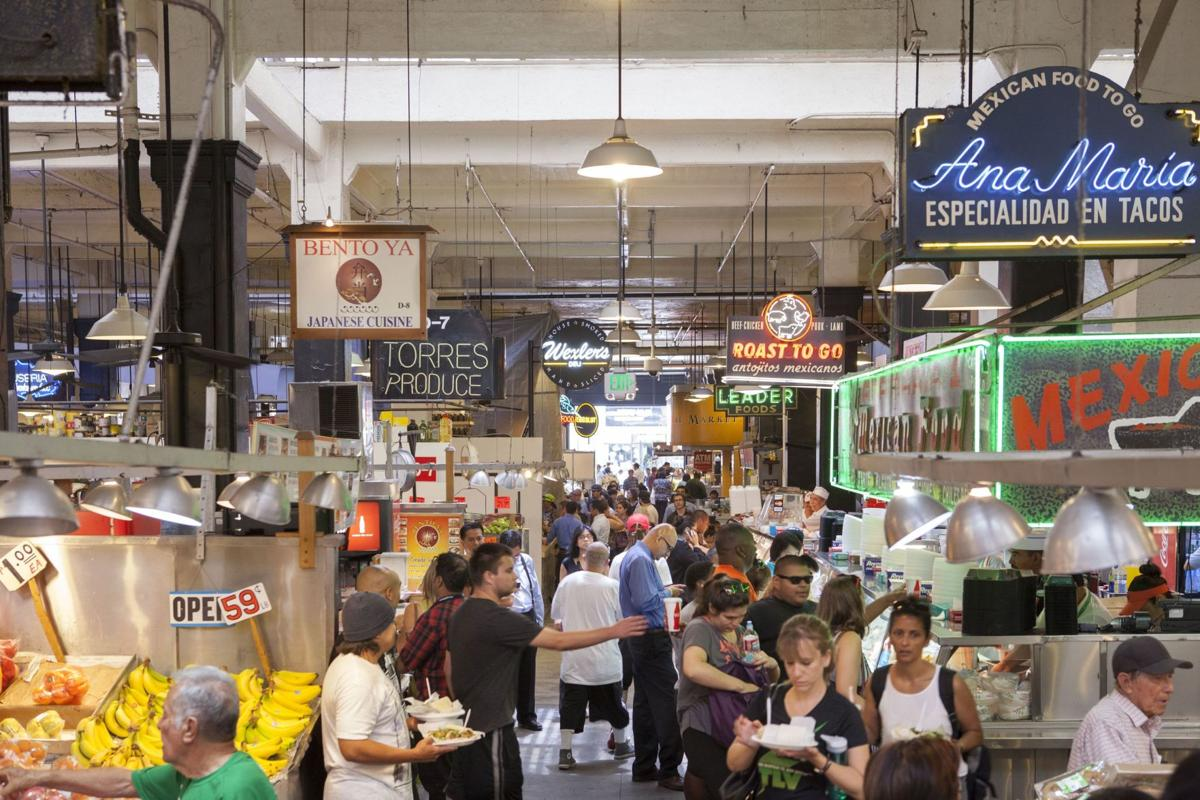 Charleston gains its first food hall as food lovers flock to others across U.S.