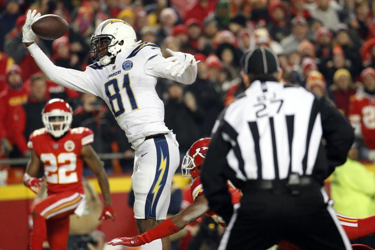 info for 14813 a9889 Clemson Tigers in the NFL: Mike Williams nets three ...