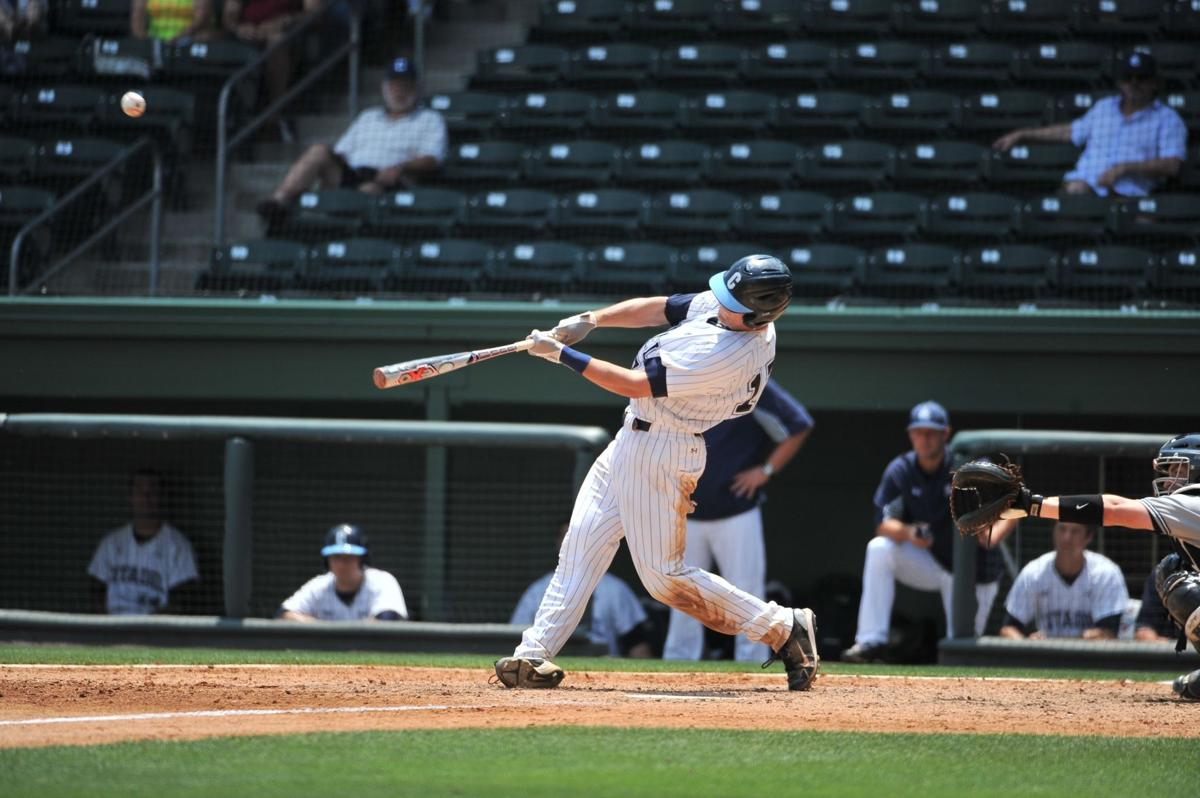 Elon holds off Citadel rally to claim SoCon title with 6-5 victory