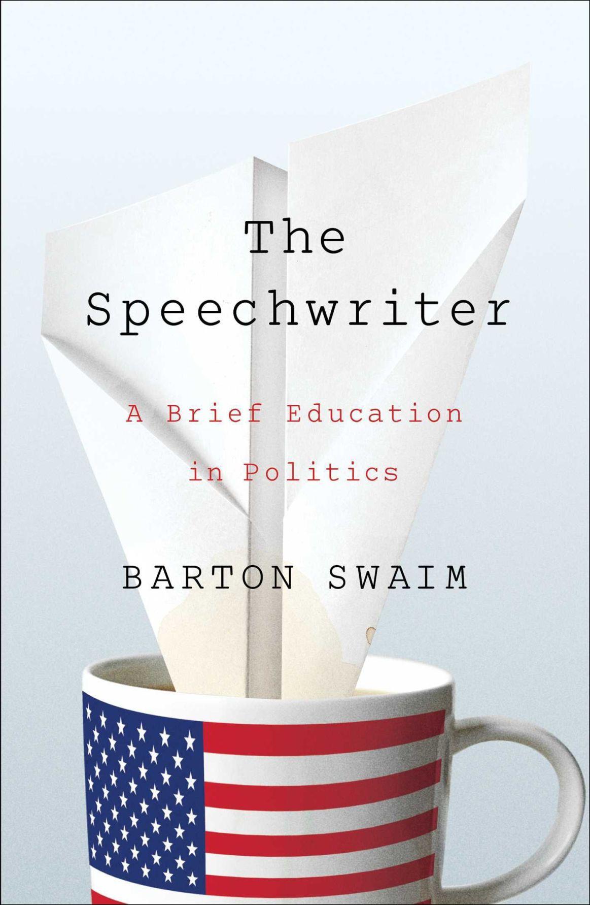 Ex-governor's 'Speechwriter' tells all
