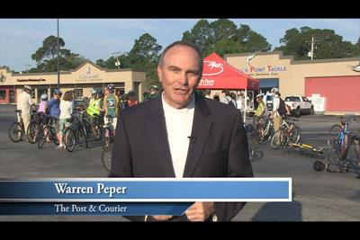 """My Charleston Today: What is """"Bike to Work Day"""" and are you ready for the weekend?"""