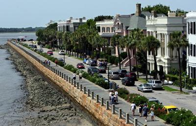 Travel + Leisure loves Charleston: Magazine poll puts city at No. 2 in U.S., Canada