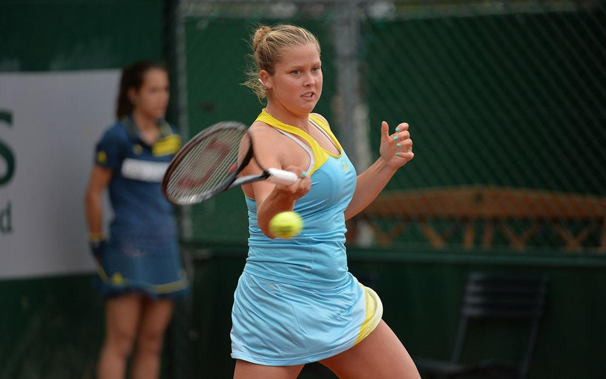 Rogers rolls in French Open debut