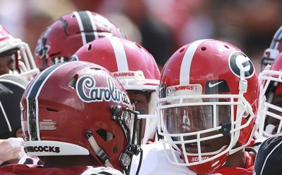 Georgia South Carolina Football (copy)