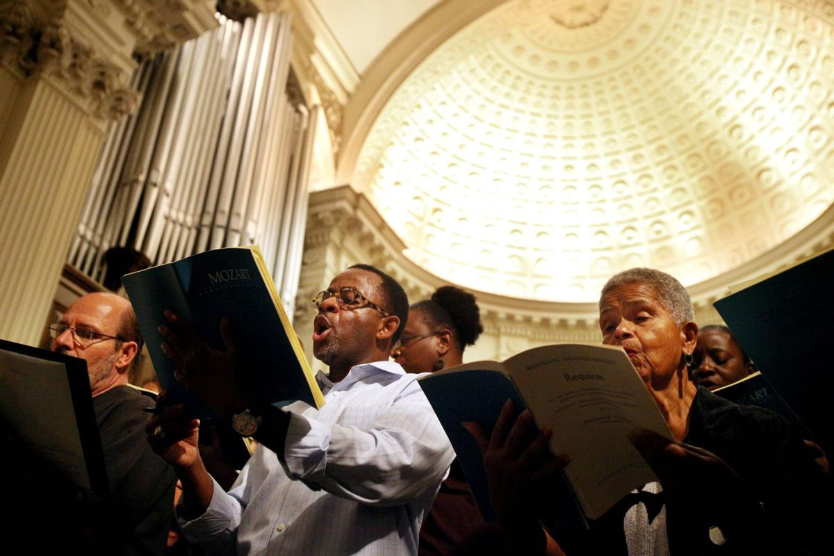 CSO Spiritual Ensemble celebrates Robert Nathaniel Dett