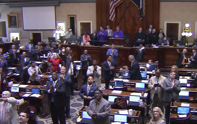 LegislatureApplauce
