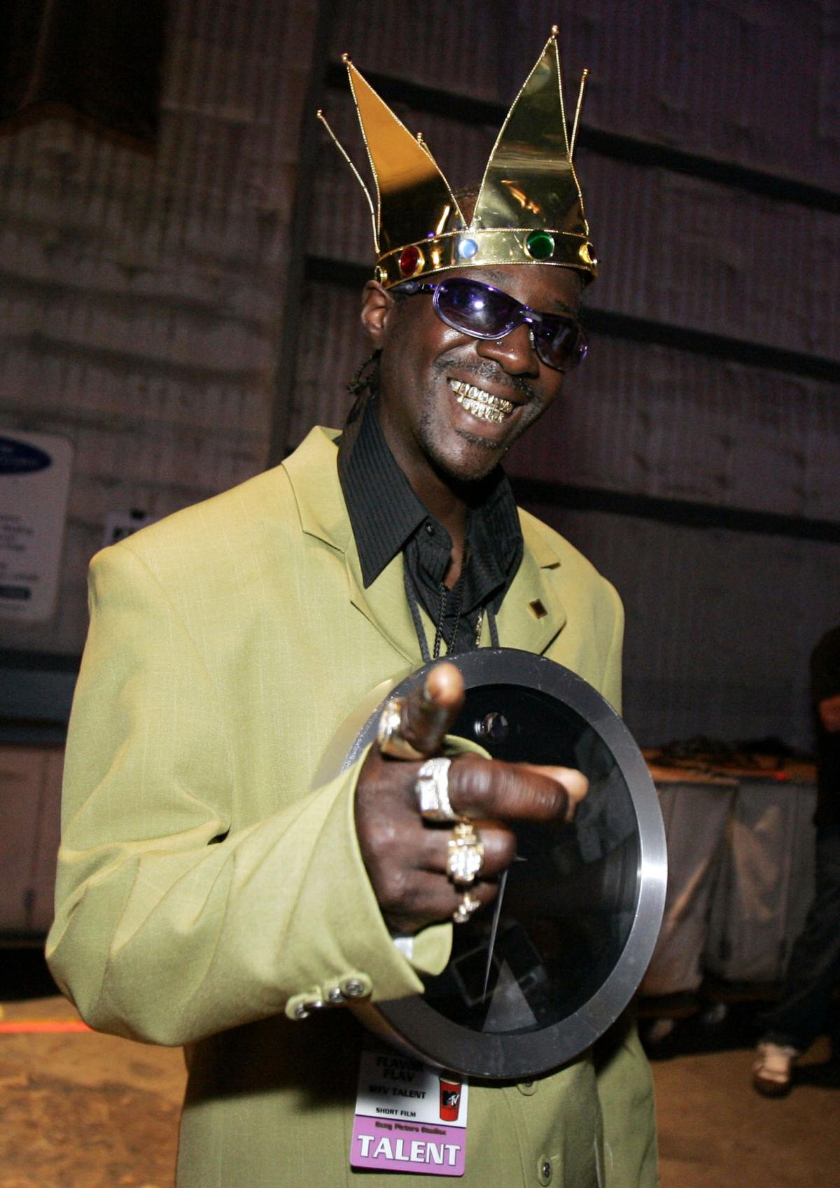 Flavor Flav to host 2013 Skinful Halloween