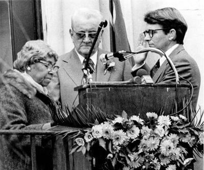Joseph P. Riley, Jr. inaugurations