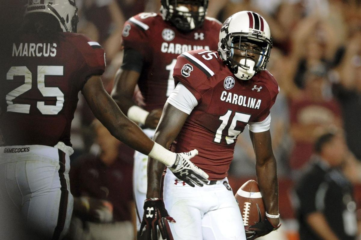 Gamecocks cornerback Jimmy Legree leading by example on, off field