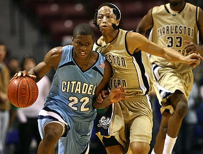 The Citadel takes down Charleston Southern in college hoops