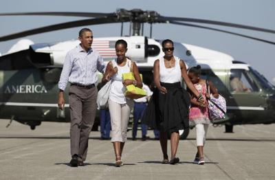 Obama's dilemma: Should he take a vacation now?