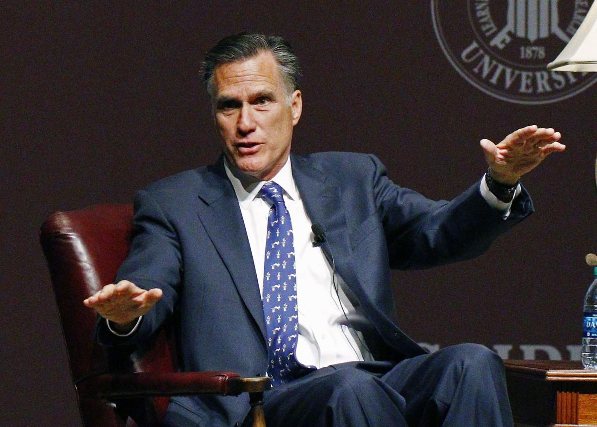 BC-US--GOP 2016-Romney, 3rd Ld-Writethru,597<\n>URGENT<\n>Former GOP nominee Romney will not run for president in '16<\n>AP Photo WX108