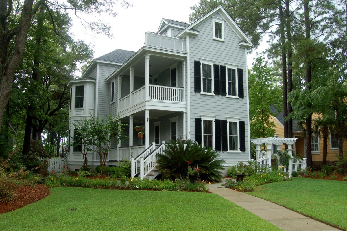 837 Tupelo Bay Drive — Upscale interior, lush surroundings set apart East Cooper 'single' house