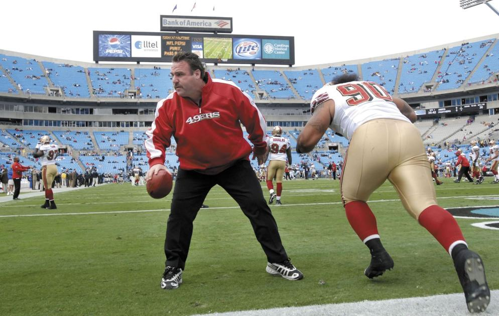 Super Journey: From CSU, to living in his car, to coaching in Super Bowl for 49ers' Tomsula