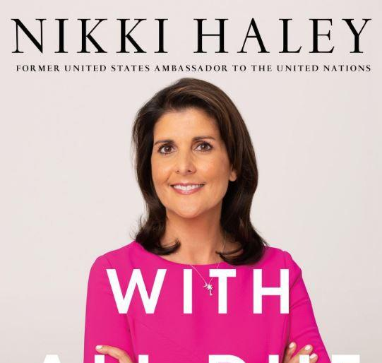 Nikki Haley's national book tour includes stops in SC and at religious community hubs