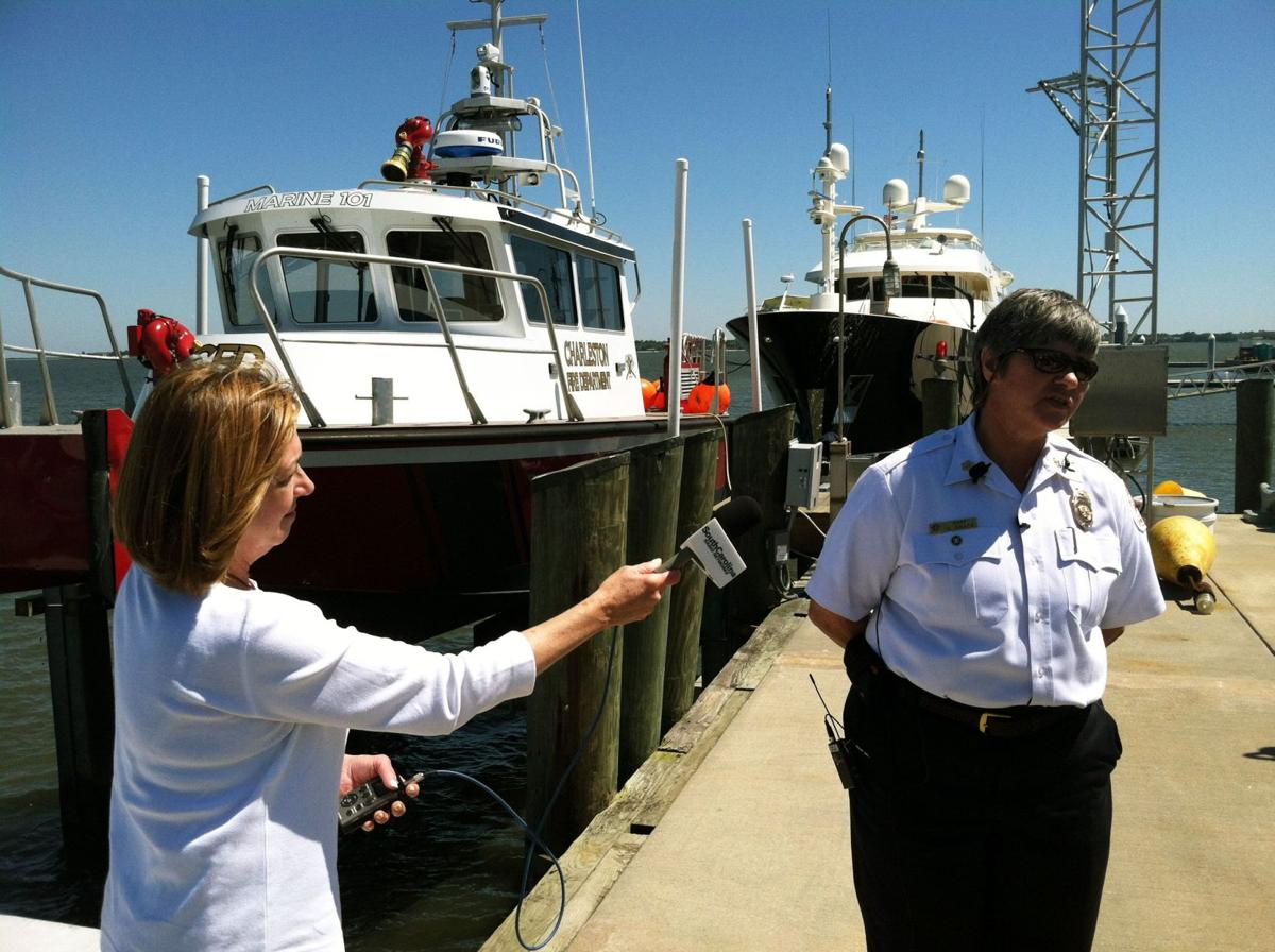 Charleston Fire Chief Karen Brack gives little new information on boat crash, admits need for safeguards