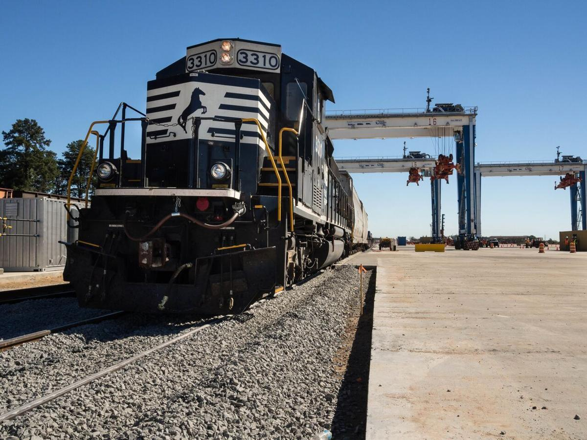 Dillon may be next site for inland port hub Rail would link Pee Dee region