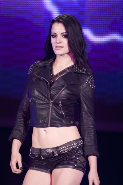 WWE prodigy Paige a 'Diva for Tomorrow'