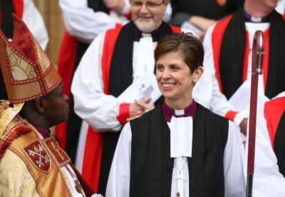 Church of England consecrates first female bishop
