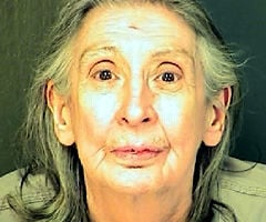 Wife charged in man's stabbing