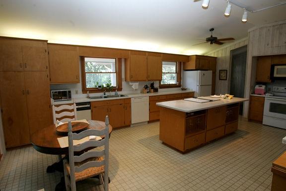 377 Rossdhu Ave. — Indoor pool, open layout distinguish Pawleys Island house overlooking ICW