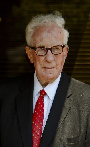 S.C. textile magnate Roger Milliken dies