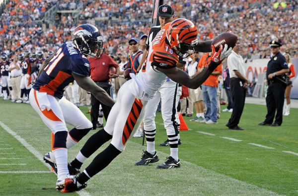 Lowcountry athletes A.J. Green, Carlos Dunlap starring in NFL