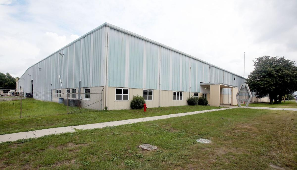 Donald Trump's North Charleston warehouse (copy) (copy)