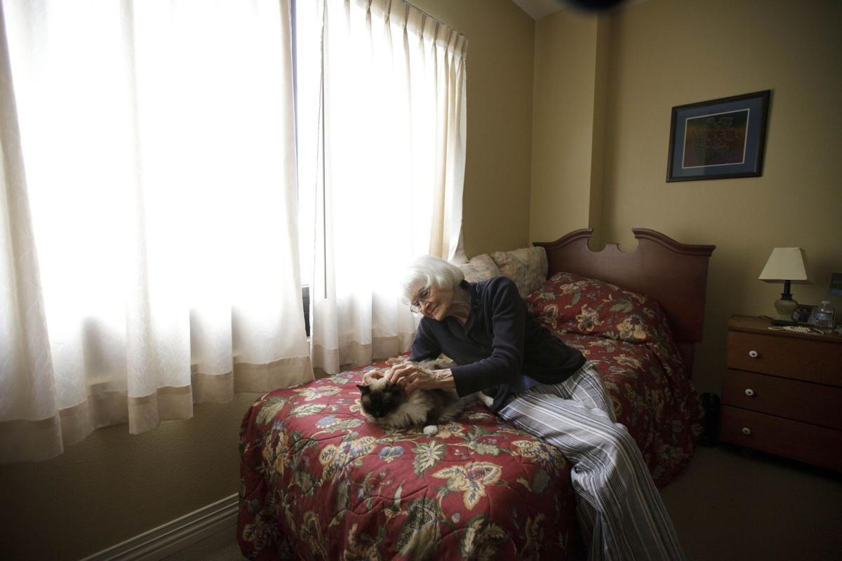 Senior living centers across US accept more pets
