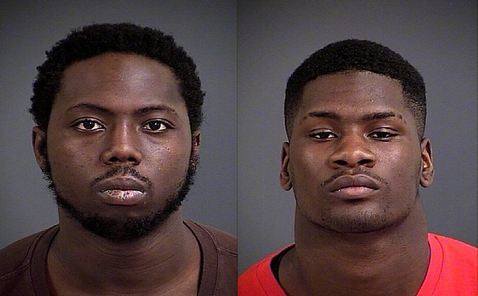 Bail set in fatal shooting 3 men sought after fatal shooting Mother struggles to understand son's slaying