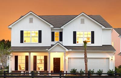 Sanctuary Cove Centex Homes Mitchell model Cane Bay